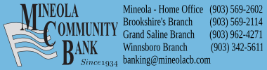 Mineola Community Bank