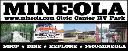 Mineola, Texas Sponsor