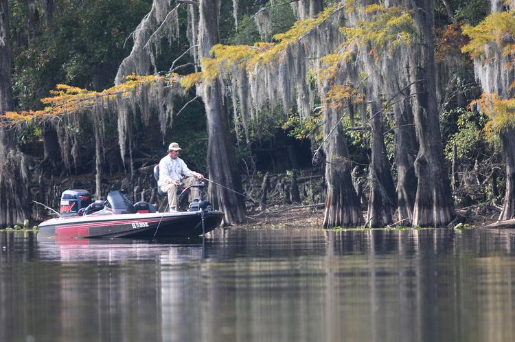 Caddo lake for Caddo lake fishing
